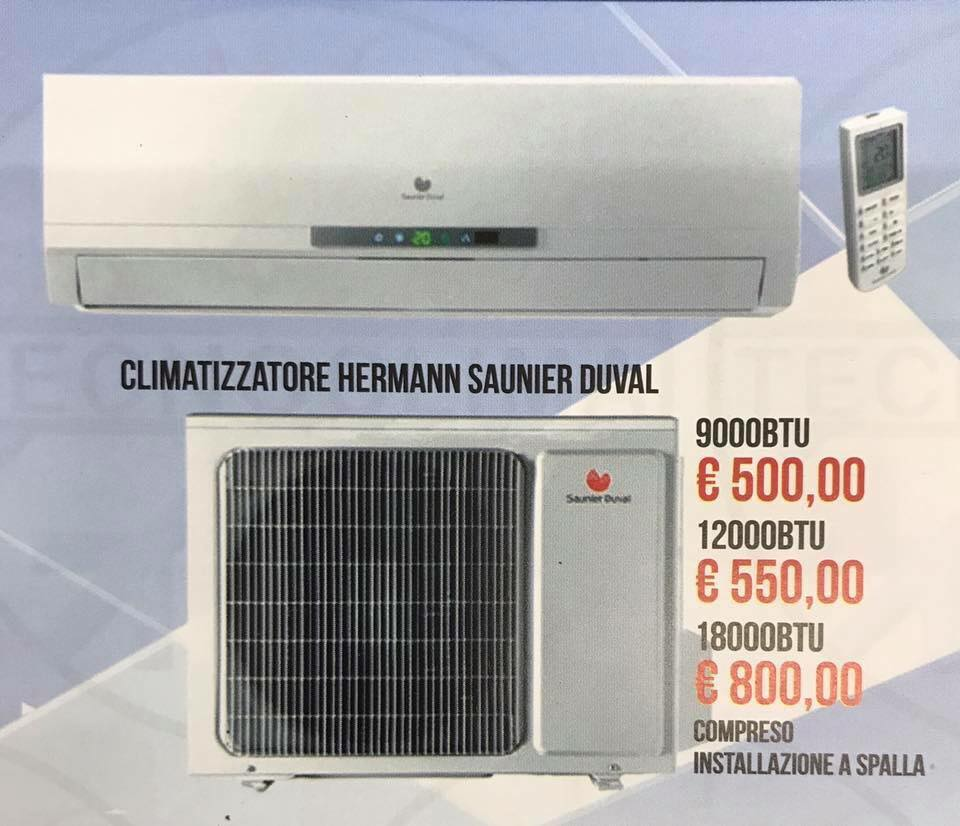 climatizzatore hermann